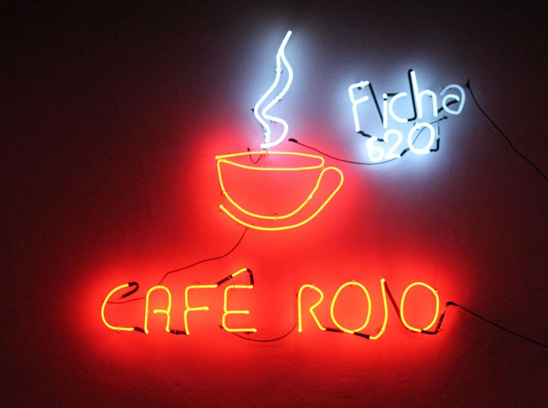 Café Rojo  | Llaguno Isabel