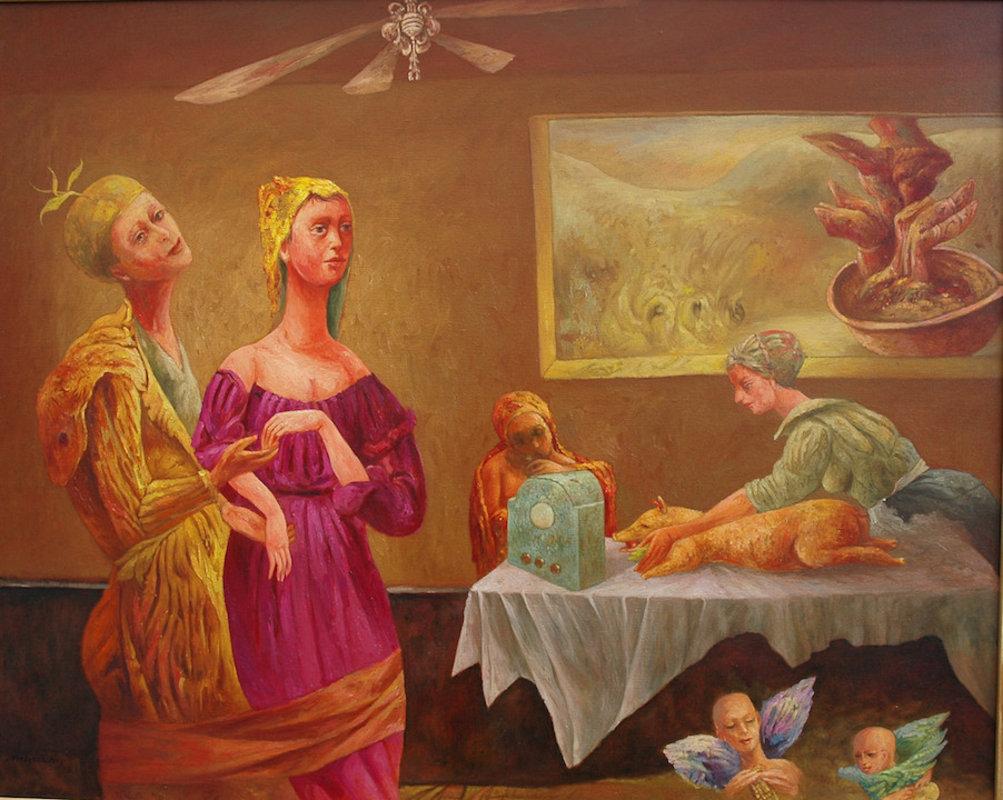 W. Mosquera - Reconciliación con un loco | Mosquera Washington