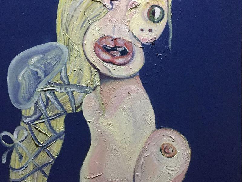 Alvaro Pazmiño / Moño de medusa