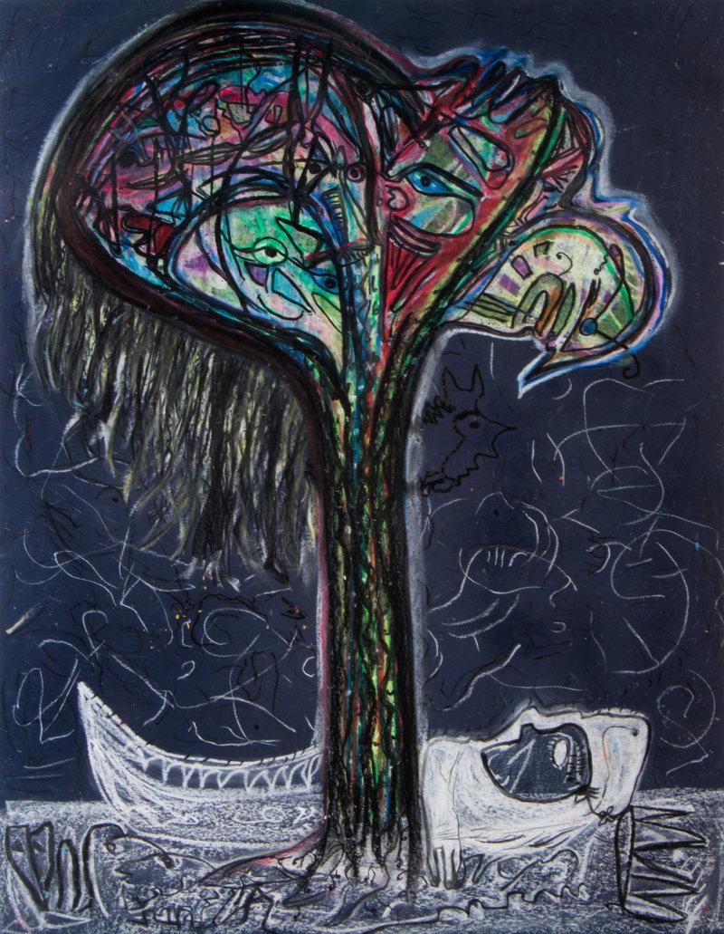 El árbol del ahorcado y la tumba del rey   Guadalupe Huerta Tonantzin