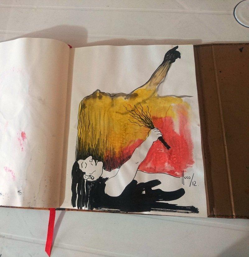 libro de artista/objeto 3 | Lluco Edwin