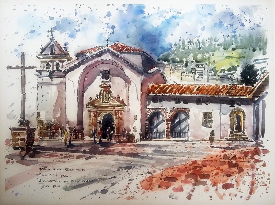 San Diego. Quito   López Mauricio Arturo