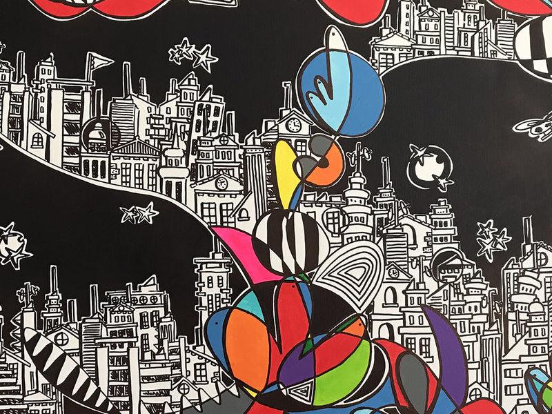 Arte chileno Macarena Matte / S/N