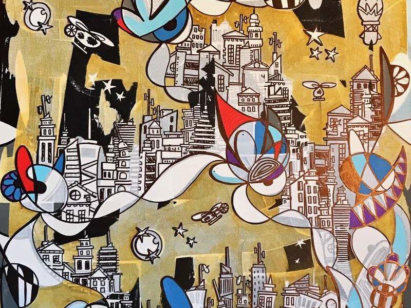 Arte chileno / Ciudad paterna
