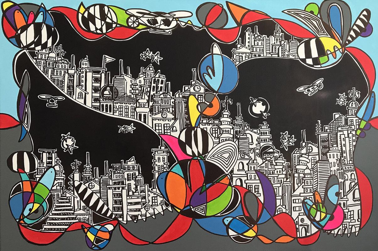 Arte chileno Macarena Matte / S/N | Matte Macarena