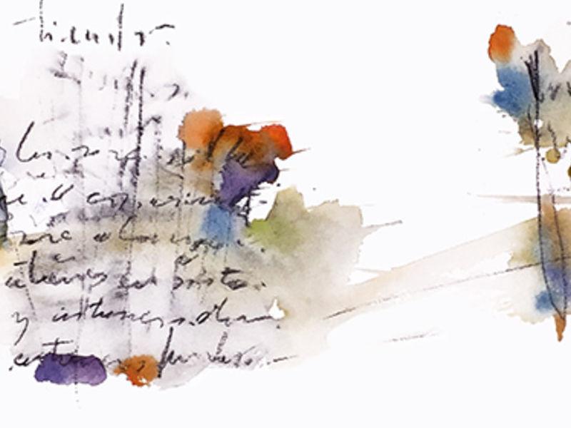 Arte chileno / Mensaje escrito