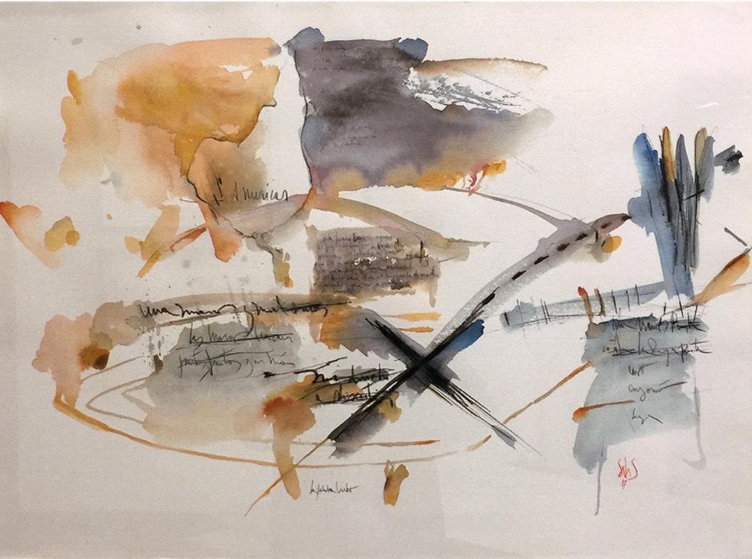 Arte chileno / La palabra verbo  | Salas Francisco