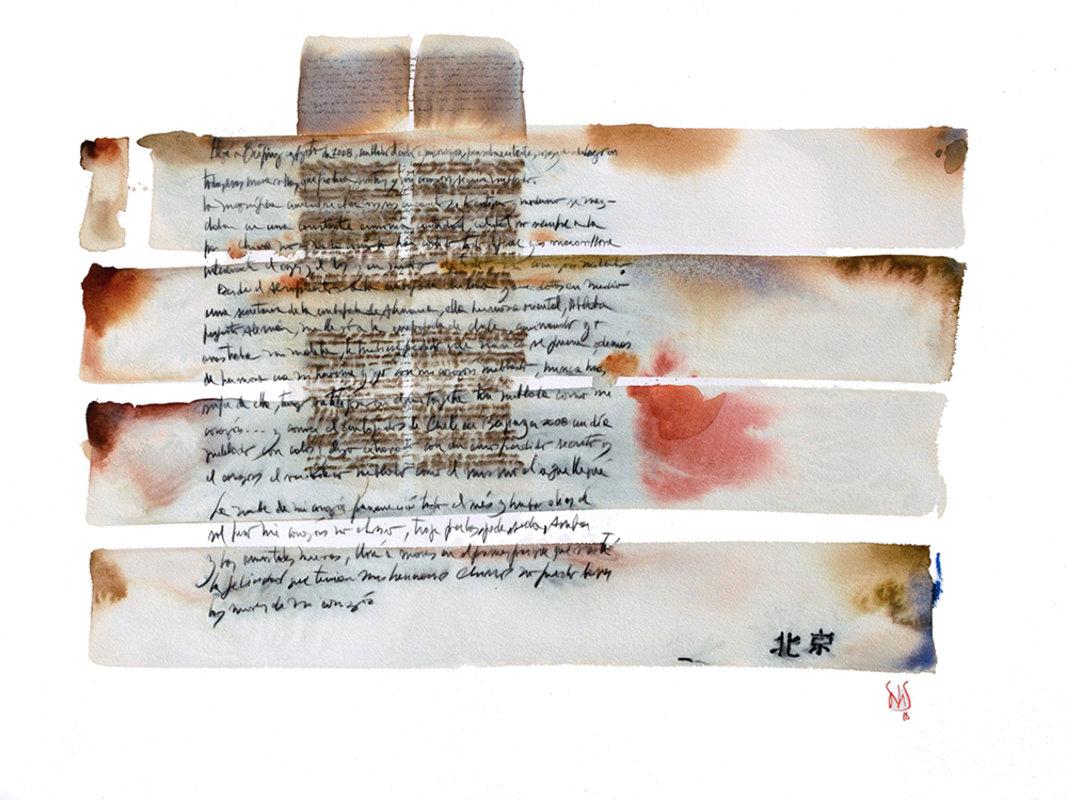 Francisco Salas / Notas en Beijing    Salas Francisco