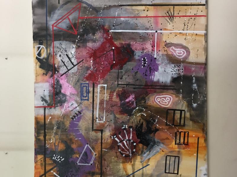 Arte chileno / Árido