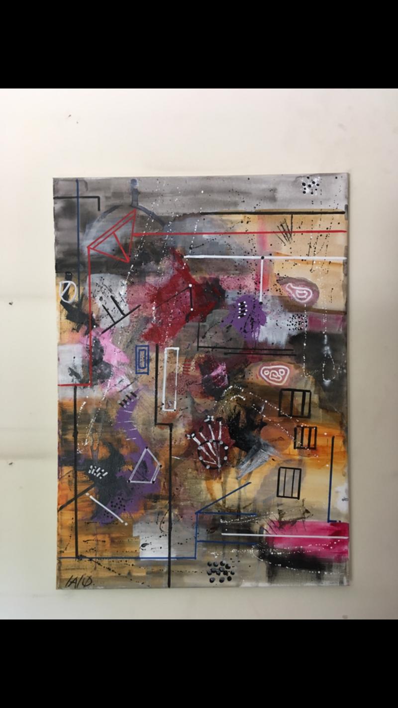 Arte chileno / Árido | Cortés Tomas
