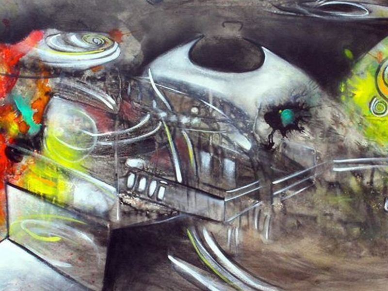Arte chileno / Infinito