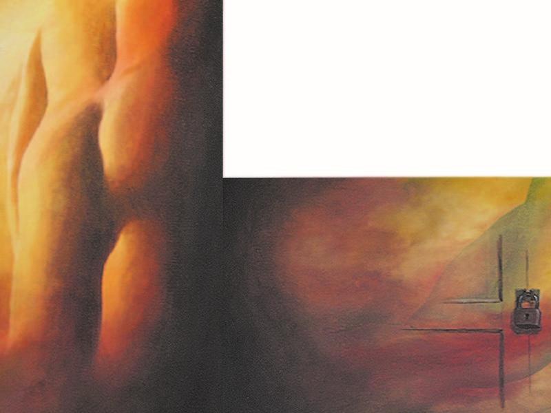 Arte chileno / Retrae Ausent