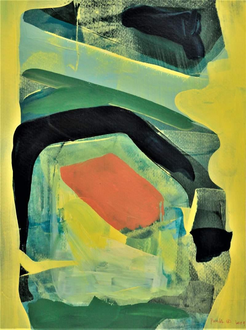 Memorias de un nuevo paisaje, serie 2 | Valenzuela Paula
