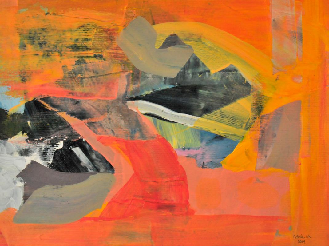 Memorias de un nuevo paisaje, serie 3 | Valenzuela Paula