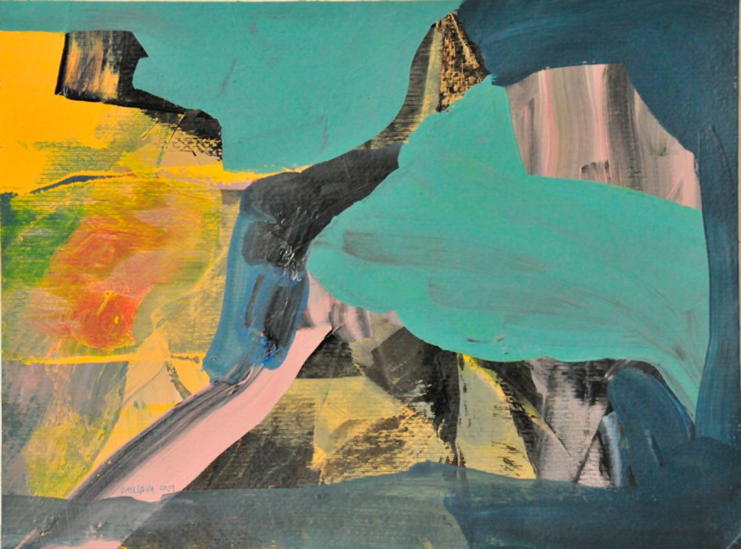 Memorias de un nuevo paisaje, serie 4 | Valenzuela Paula