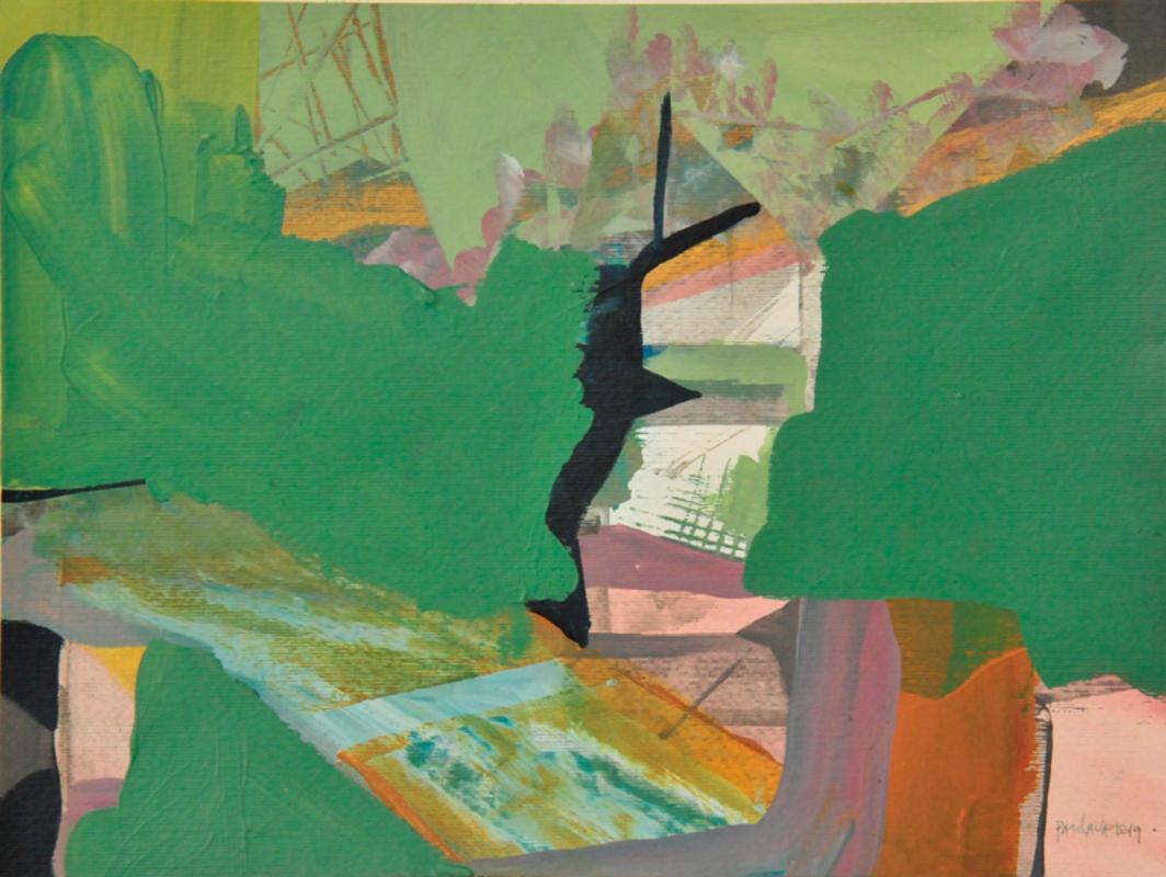 Memorias de un nuevo paisaje, serie 8 | Valenzuela Paula