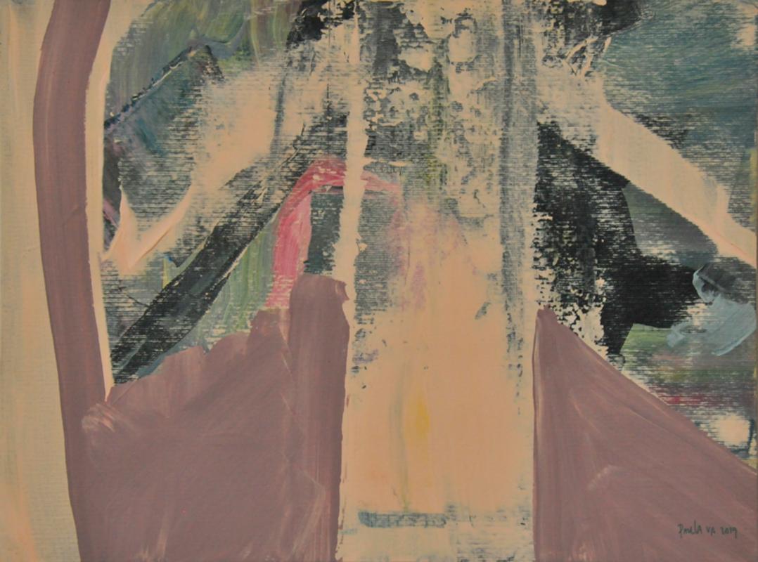 Memorias de un nuevo paisaje, serie 9 | Valenzuela Paula