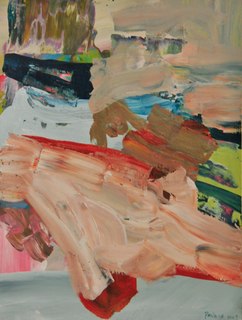Memorias de un nuevo paisaje, serie 10 | Valenzuela Paula