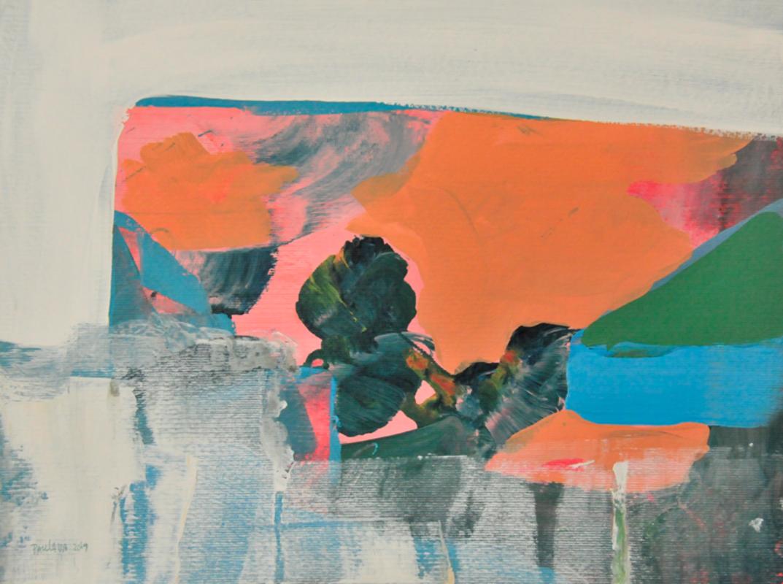 Memorias de un nuevo paisaje, serie 11 | Valenzuela Paula