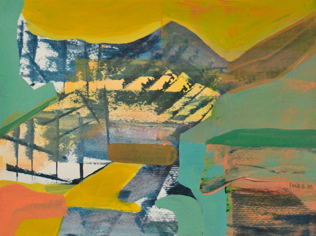 Arte chileno / Memorias de un nuevo paisaje | Valenzuela Paula