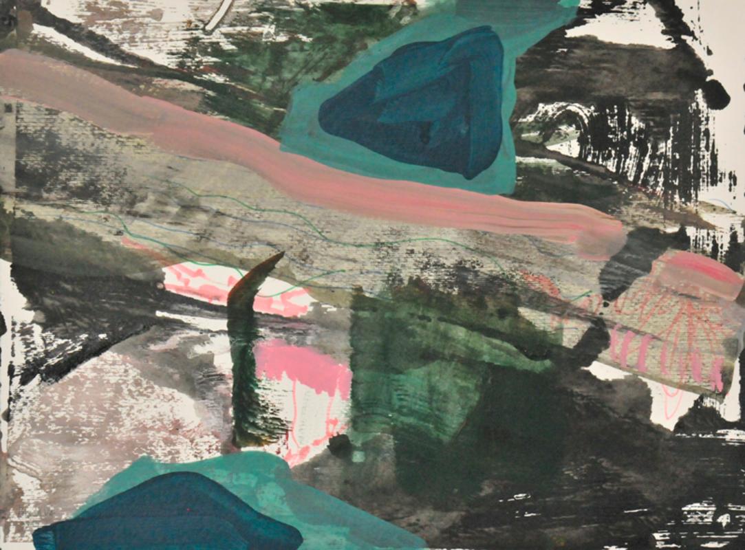 Memorias de un nuevo paisaje, serie 13 | Valenzuela Paula
