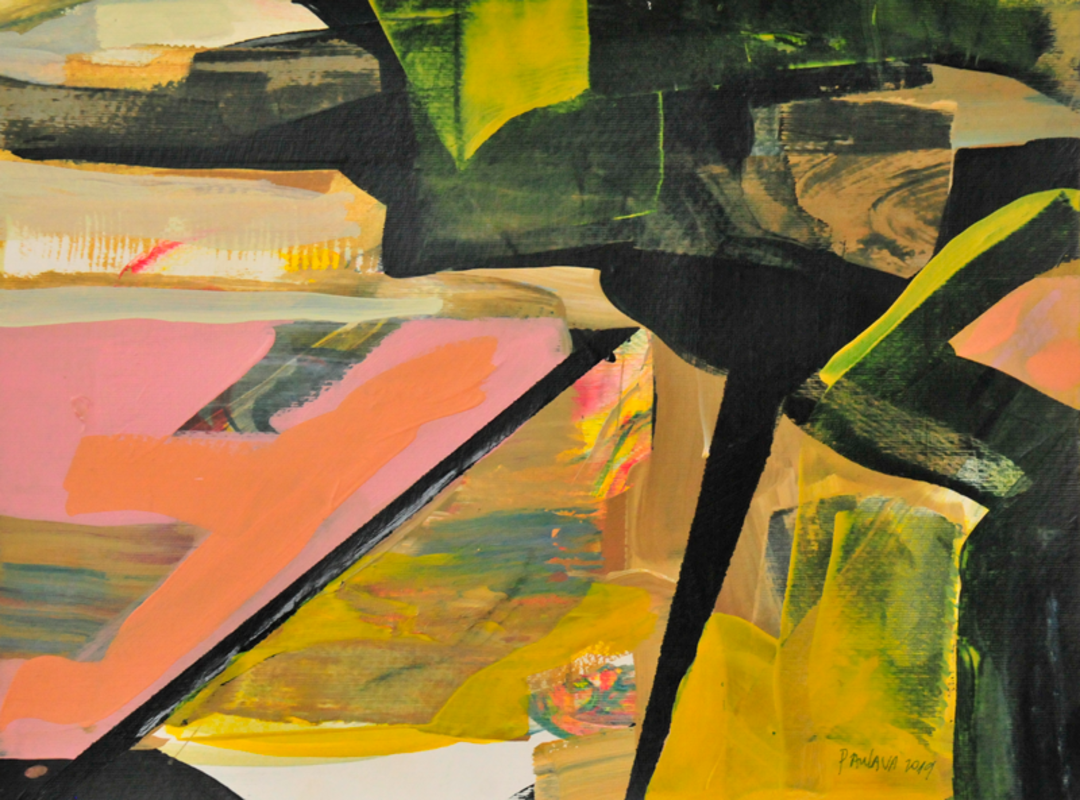 Memorias de un nuevo paisaje, serie 14 | Valenzuela Paula