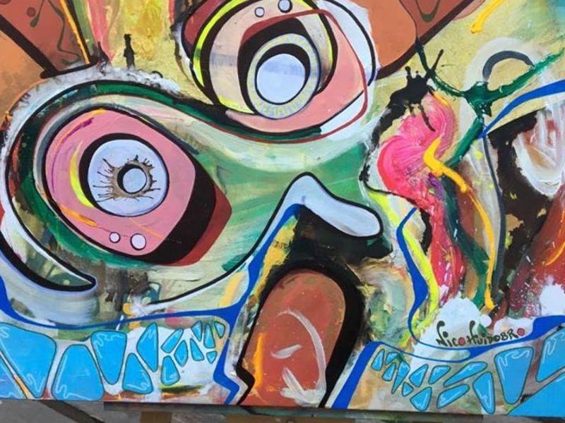 Arte chileno / Holly psichedelic