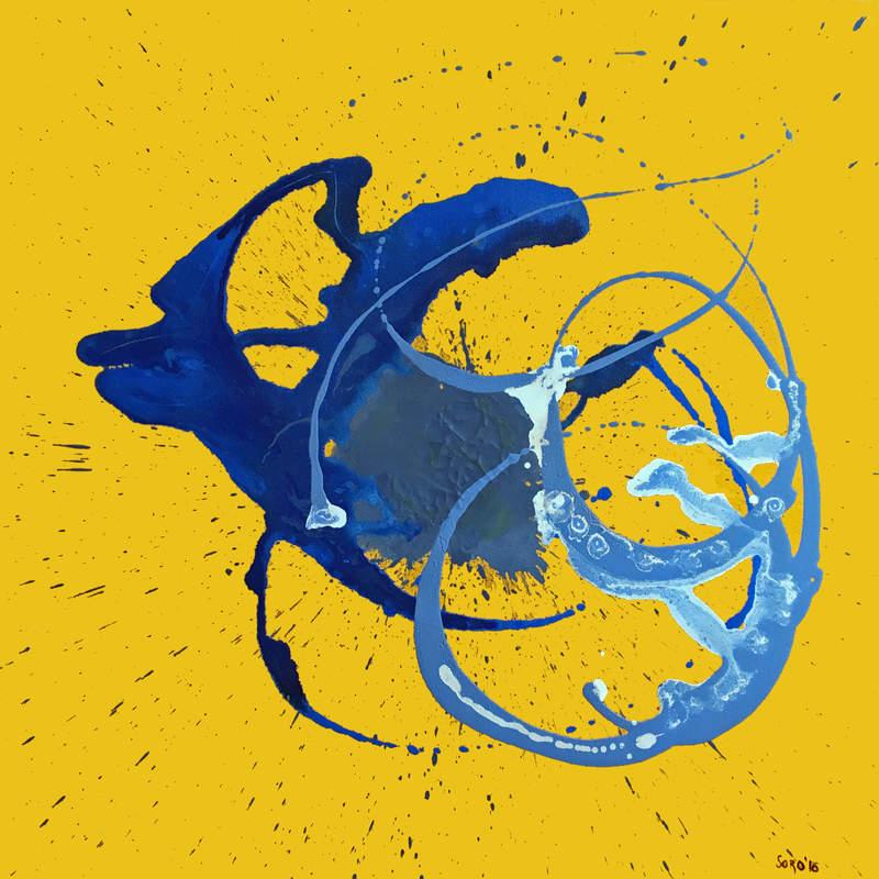 Arte chileno - Correcaminos | Soro Fernando