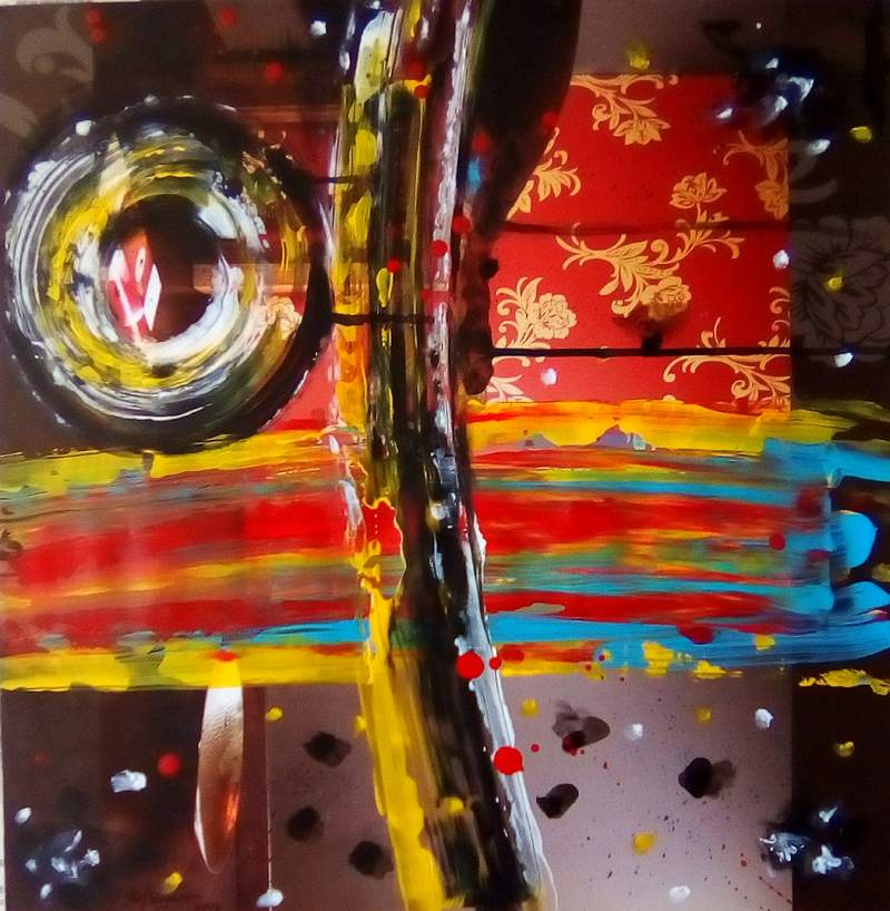 Arte chileno / Obra45 | Maturana Marcelo