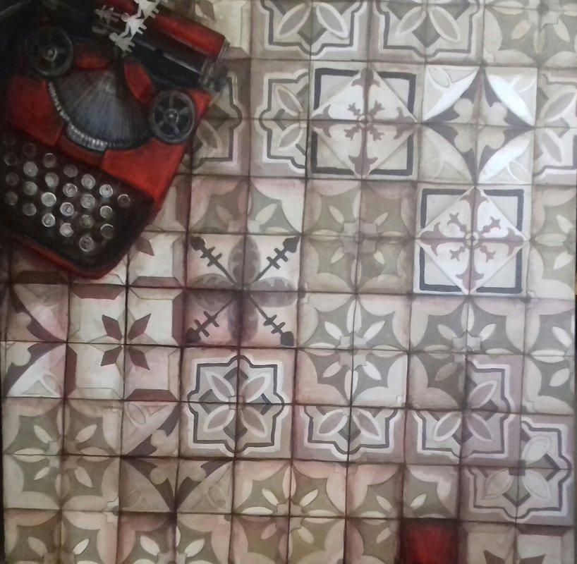 Arte Argentino - Crónicas del peligro | Rudman Laura