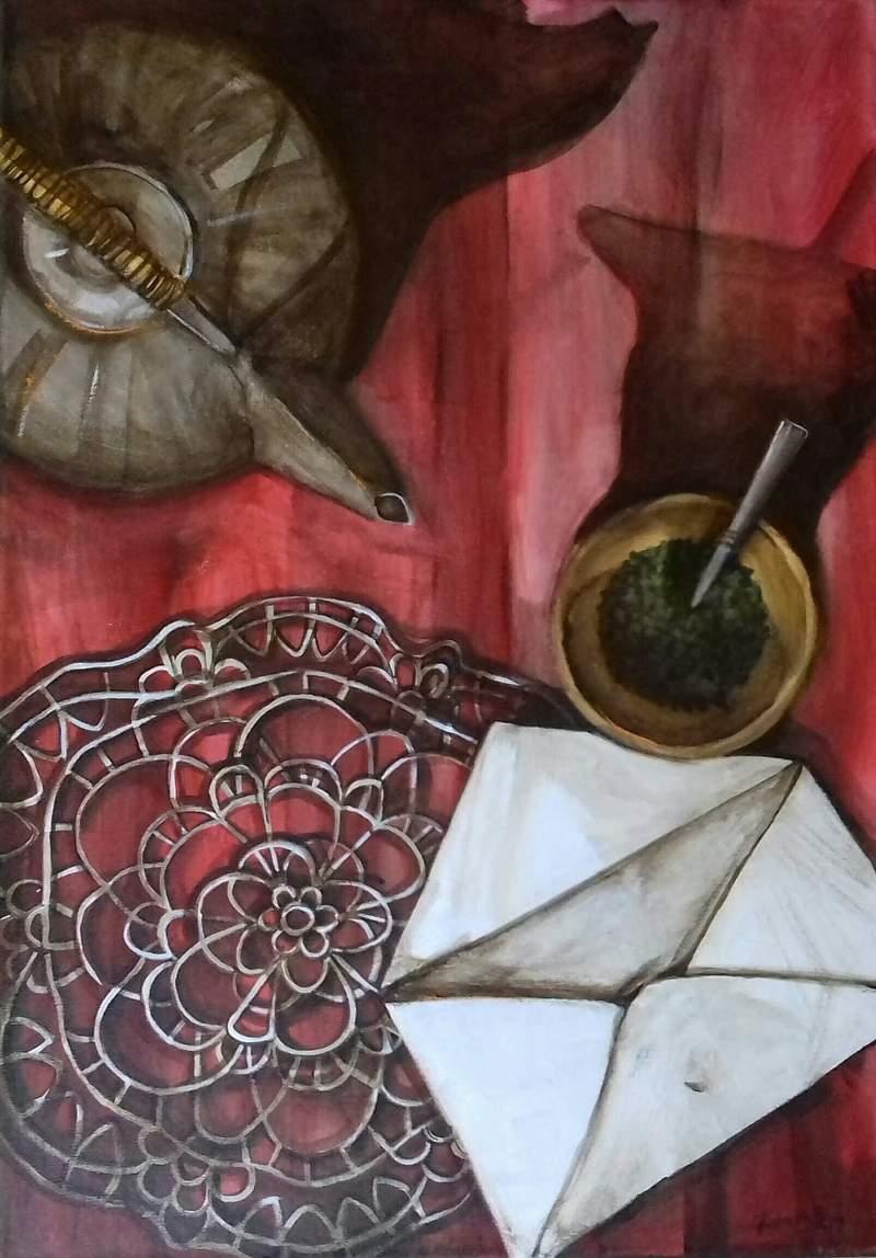Laura Rudman - La carta | Rudman Laura