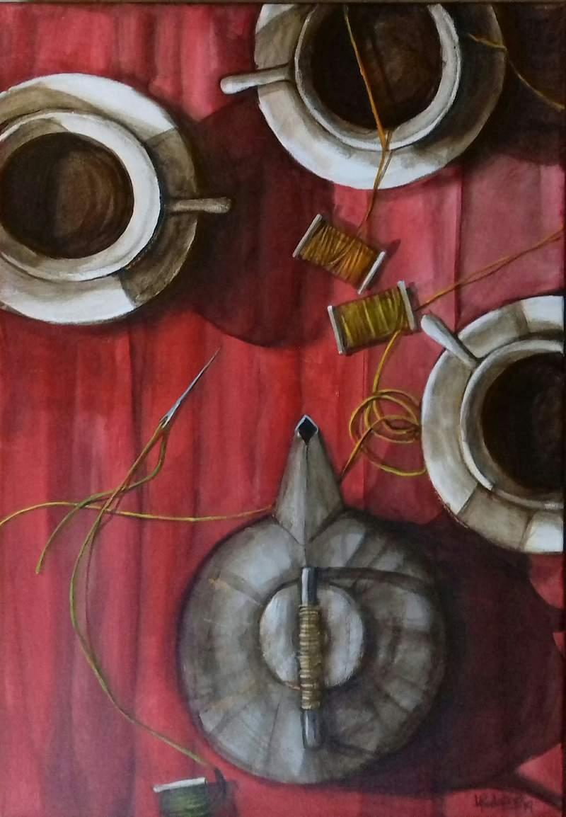 Arte Argentino - Encuentros | Rudman Laura
