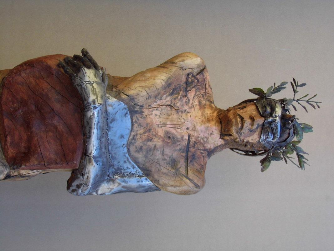Arte Argentino - Cosechador | Pintos Leandro
