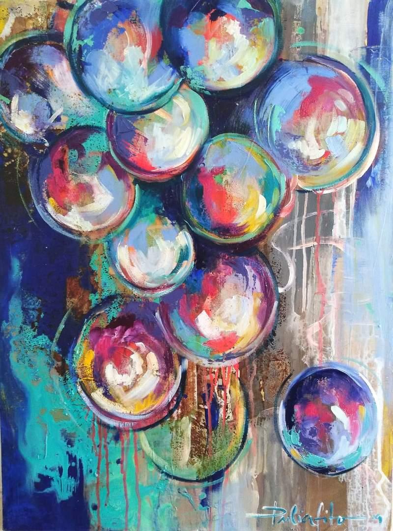 "Arte Argentino - ""Taninos en cosecha"" | Puliafito Paola"