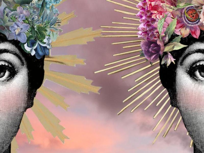 Conka Collage - Fornasetti 3