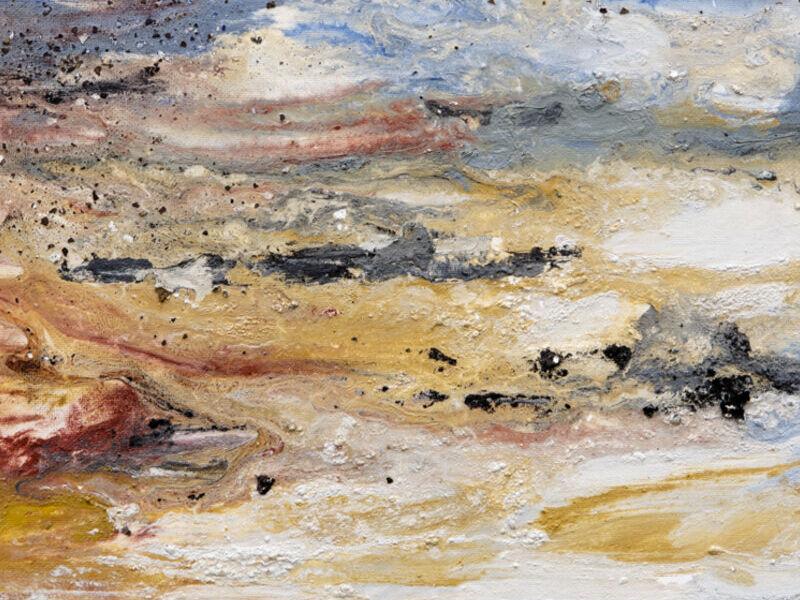 Rocas Rojizas - Marcela Iglesias