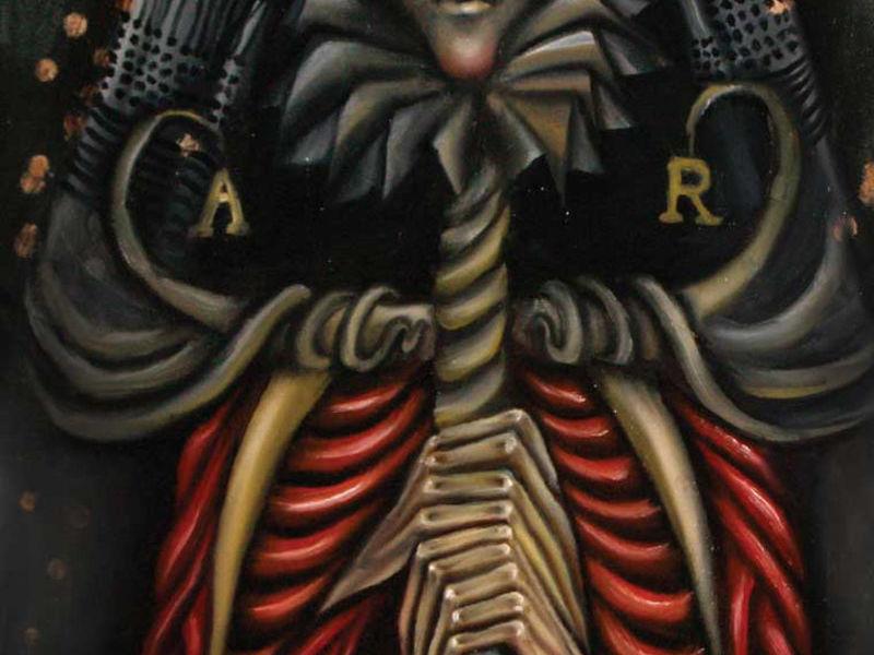 Diana Armas / La dama de la daga blanca