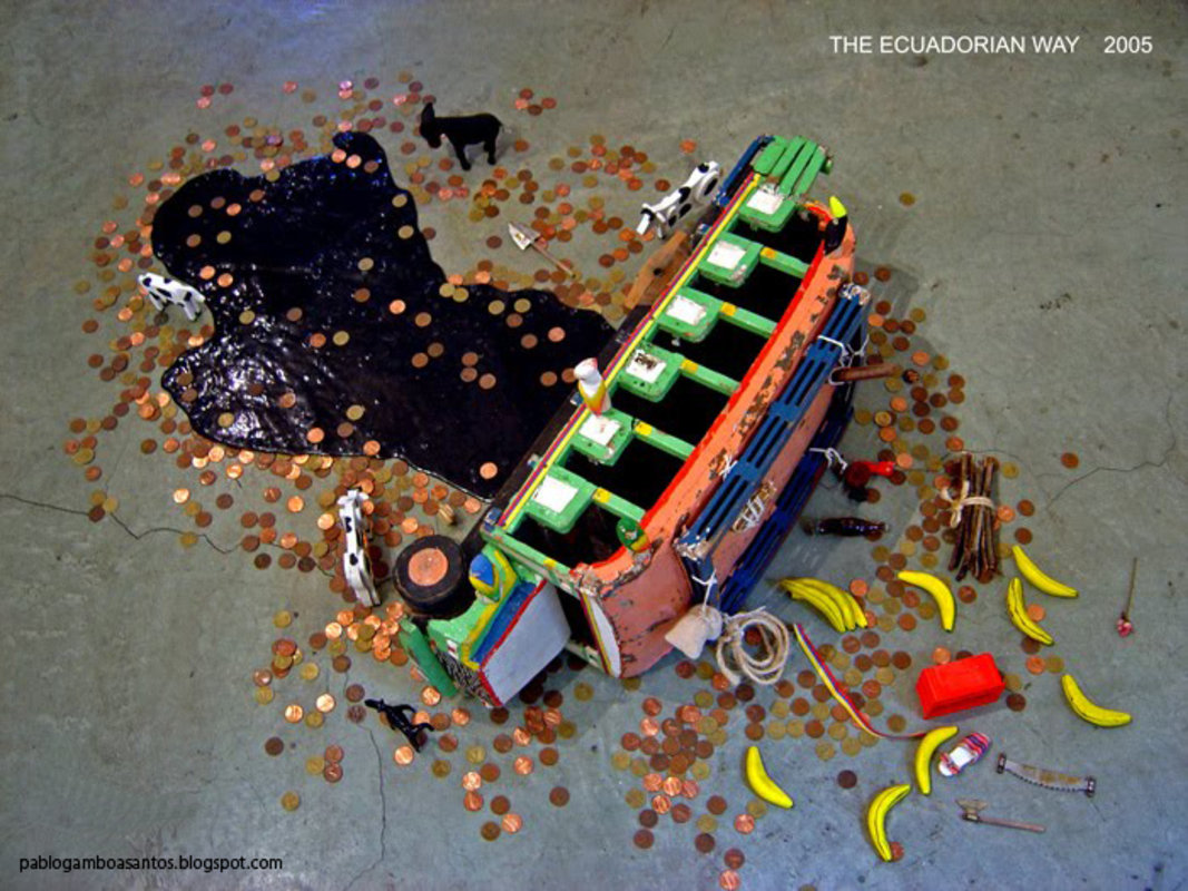 Gamboa Pablo / The ecuadorian way  | Gamboa Pablo