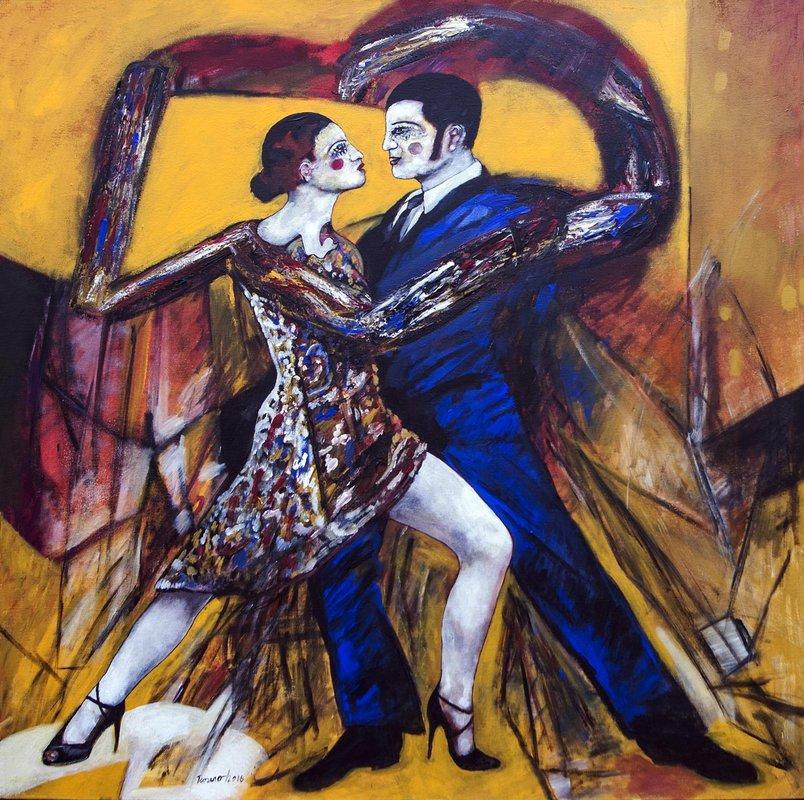 Bailarines de Tango | Rosero Carlos