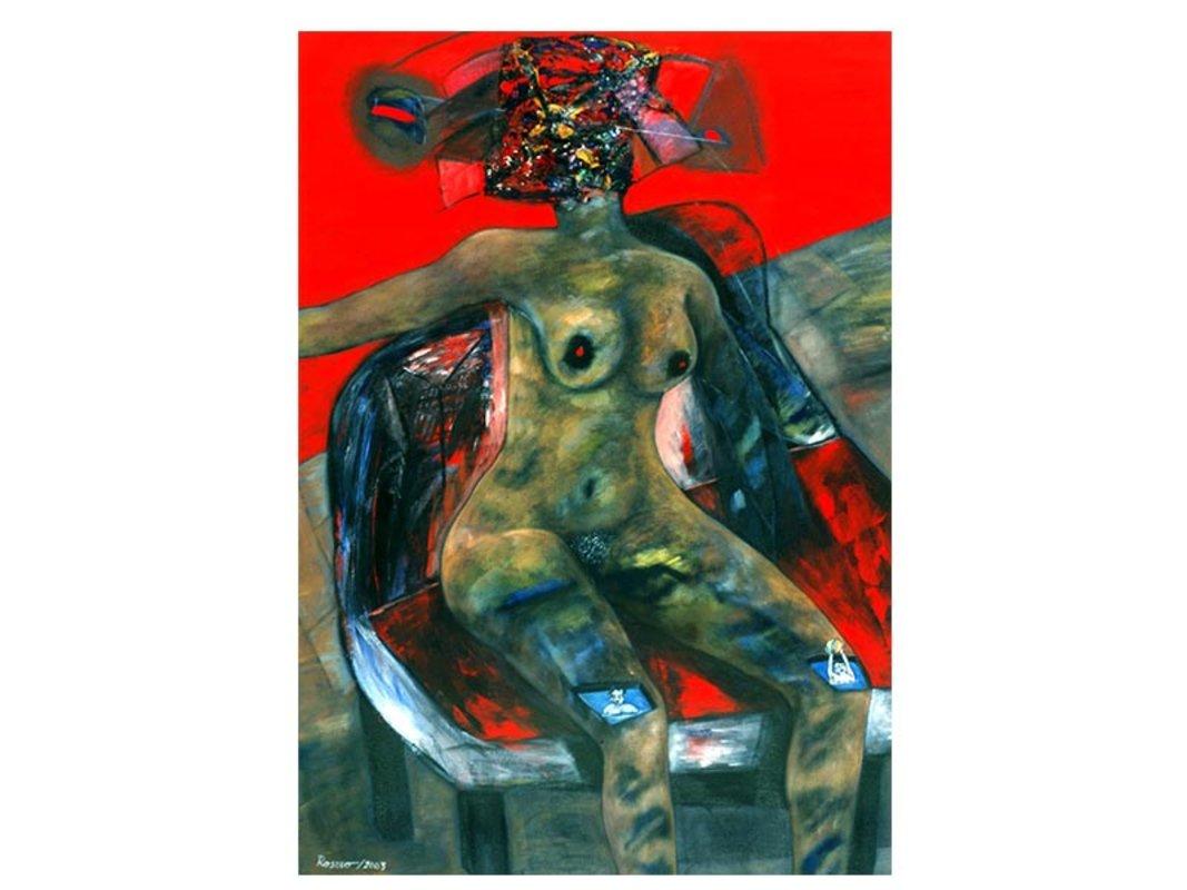 Desnudo Bip Bip | Rosero Carlos