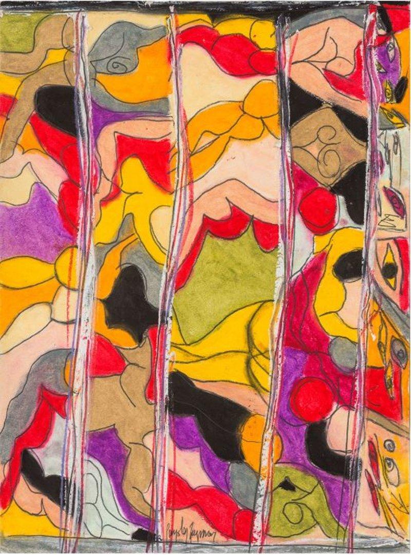 Abstracto | Guzmán González