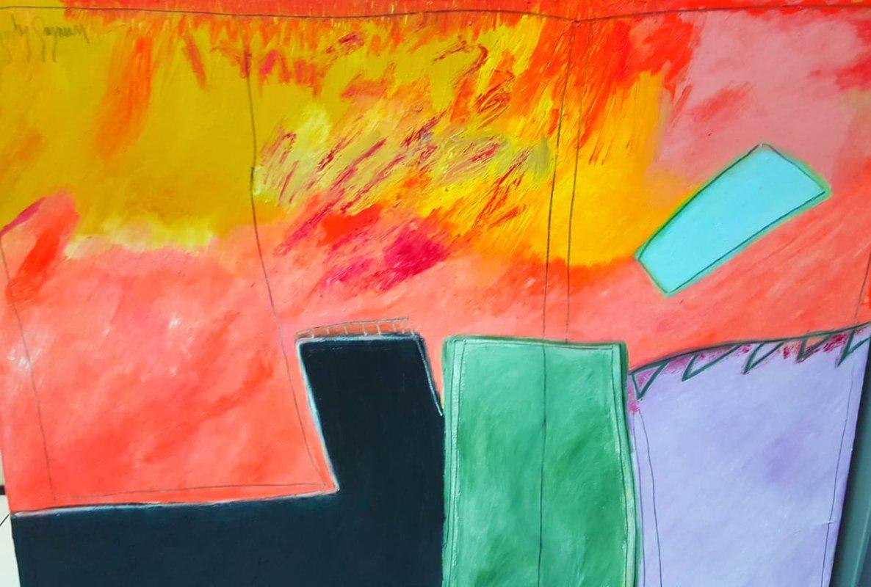 Abstracto 2 | Guzmán González