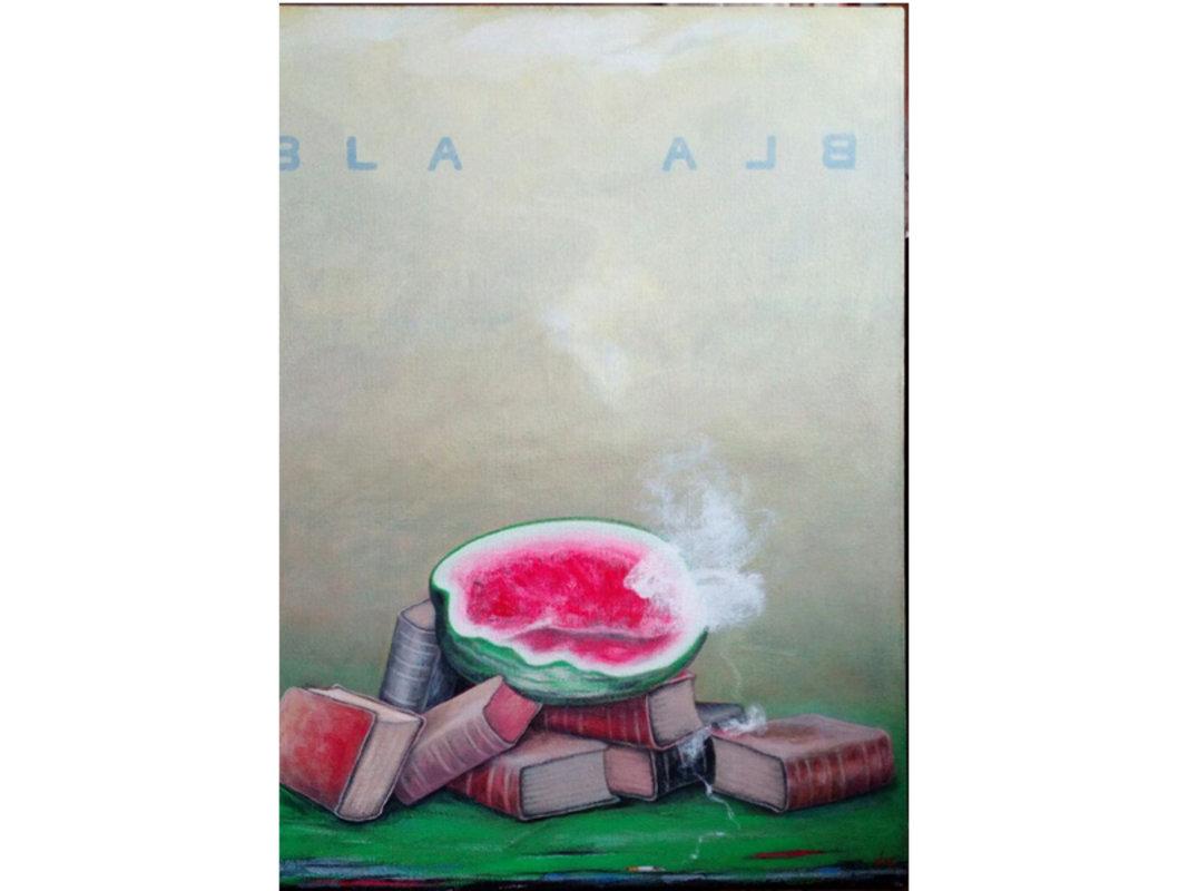 Inercia VI | Díaz Recalde Rafael
